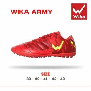 giay-da-bong-wika-army-Đỏ-2