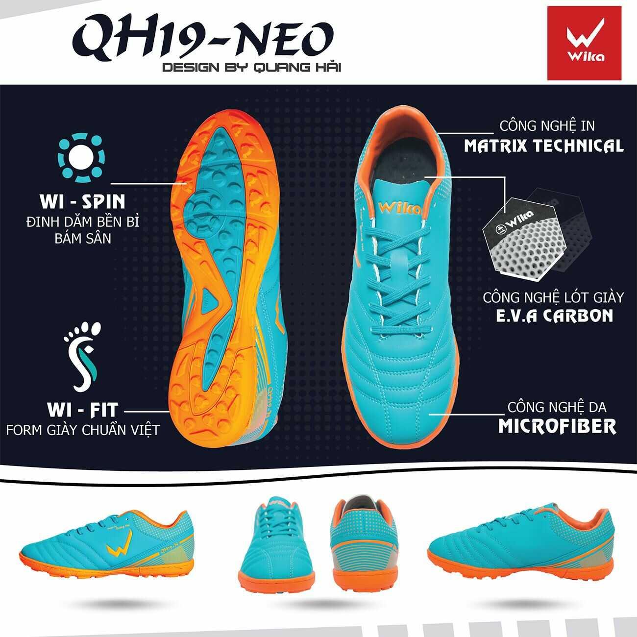giay-the-thao-wika-qh19-neo-xanh-ngoc